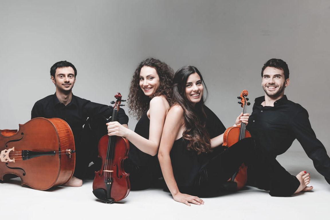 immagine di copertina rassegna Quartetto Werther