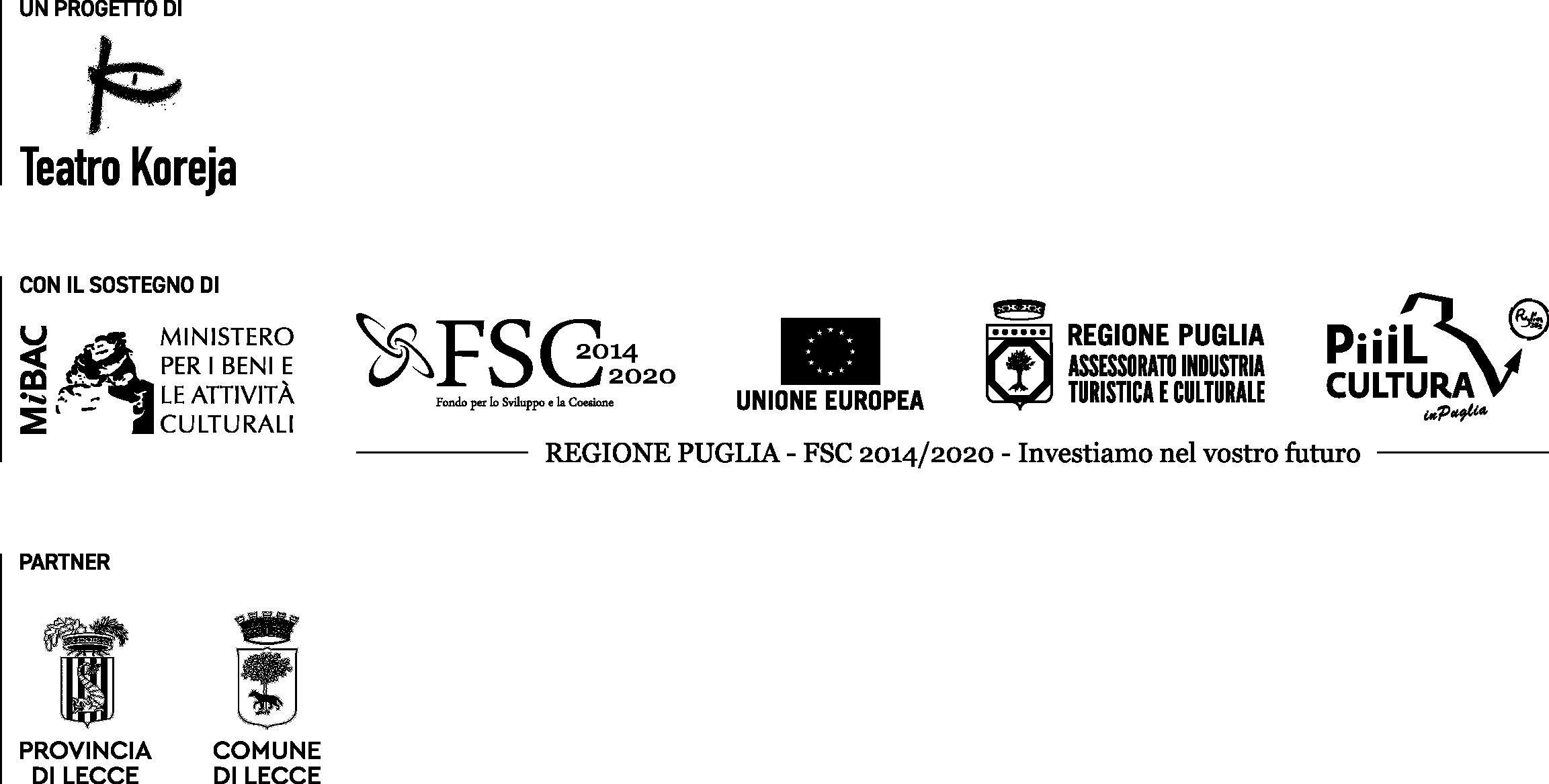 credits rassegna Stagione dei ragazzi 2019/2020