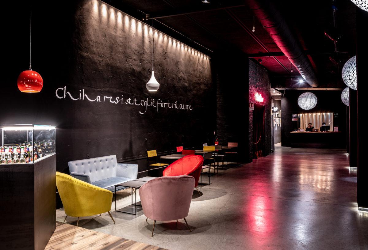 foto galleria - pagina Foyer