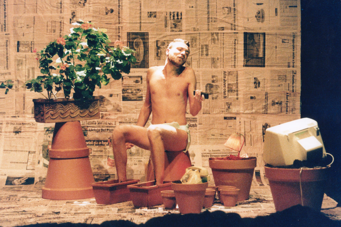 foto Dialoghi con le piante (1999)