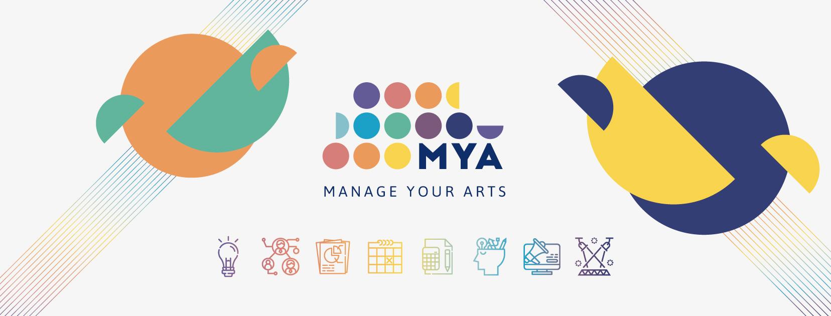 credits progetto MYA – Manage Your Arts