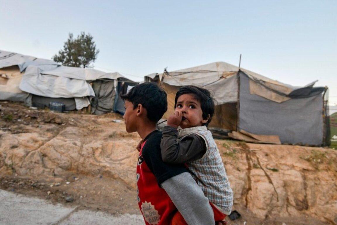 foto Alle porte d'Europa il suicidio dei bambini