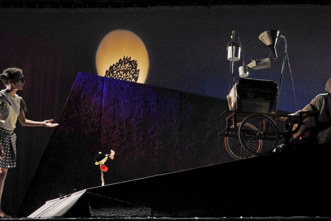 foto Celestina e la luna