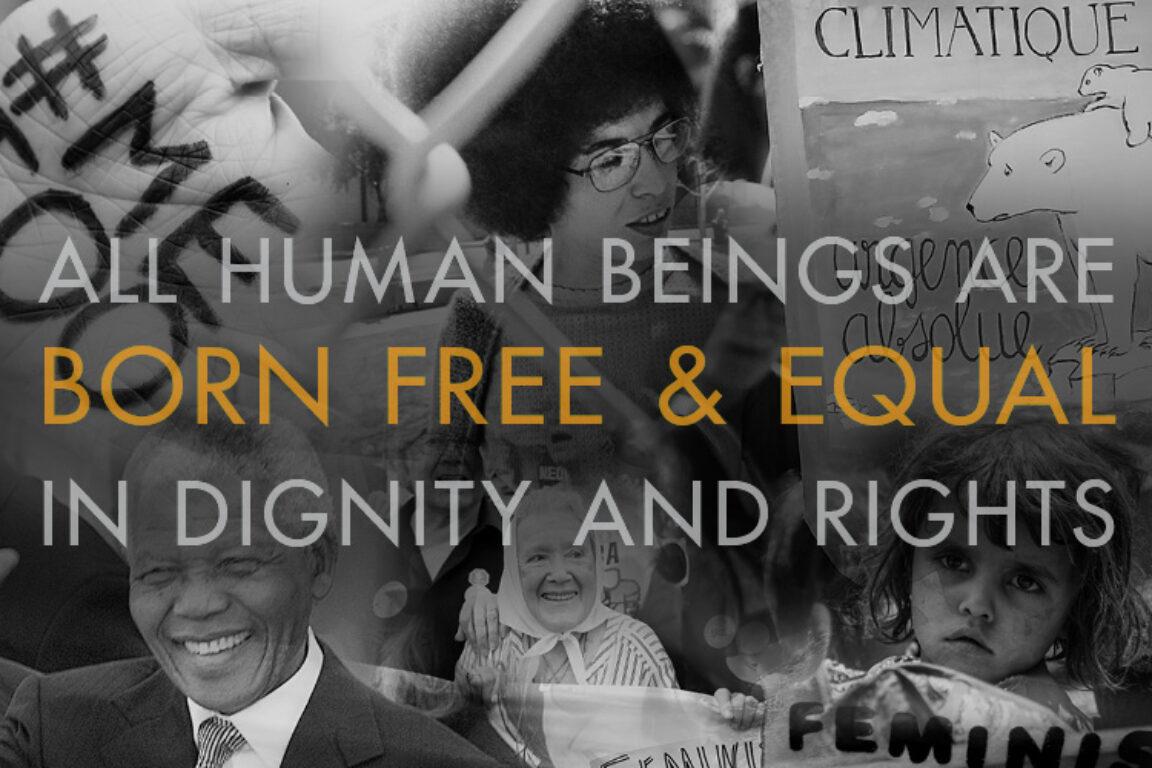 immagine di copertina Giornata internazionale della dichiarazione universale dei diritti dell' uomo