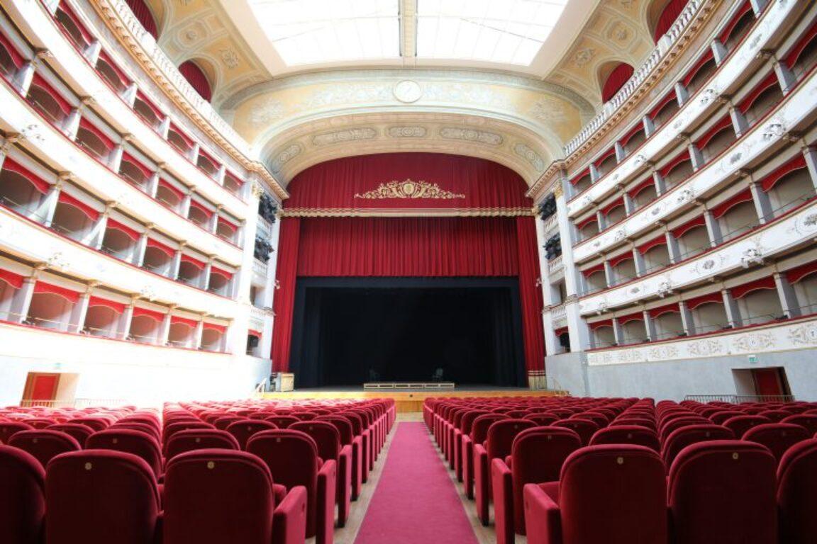 immagine di copertina Teatro, Agorà della parola