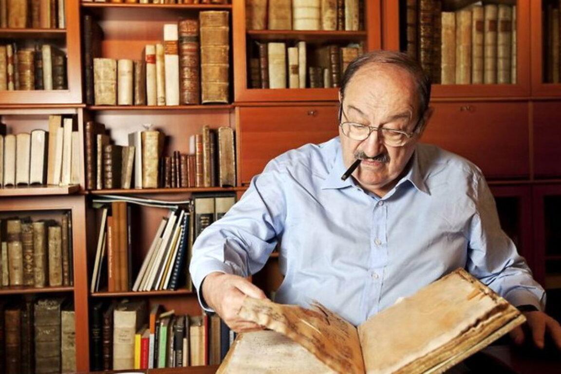 foto La lezione di Umberto Eco