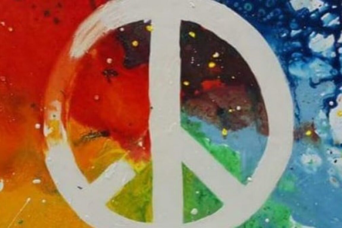 foto La parola pace